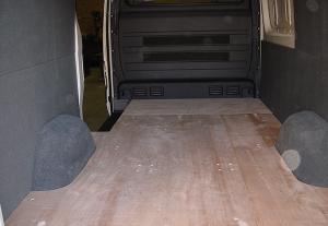 timber floor & panner